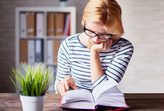فواید شگفتانگیز خواندن کتاب